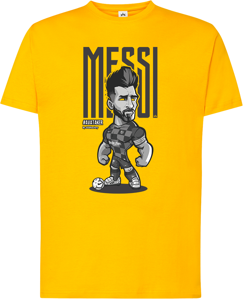 Messi Yellow Builder