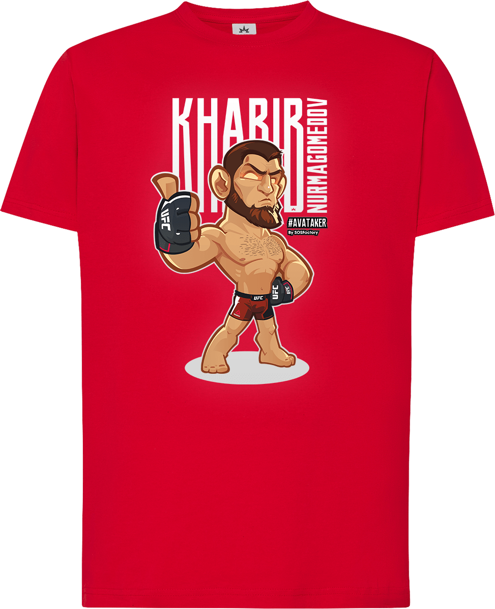 Khabib Red Japan