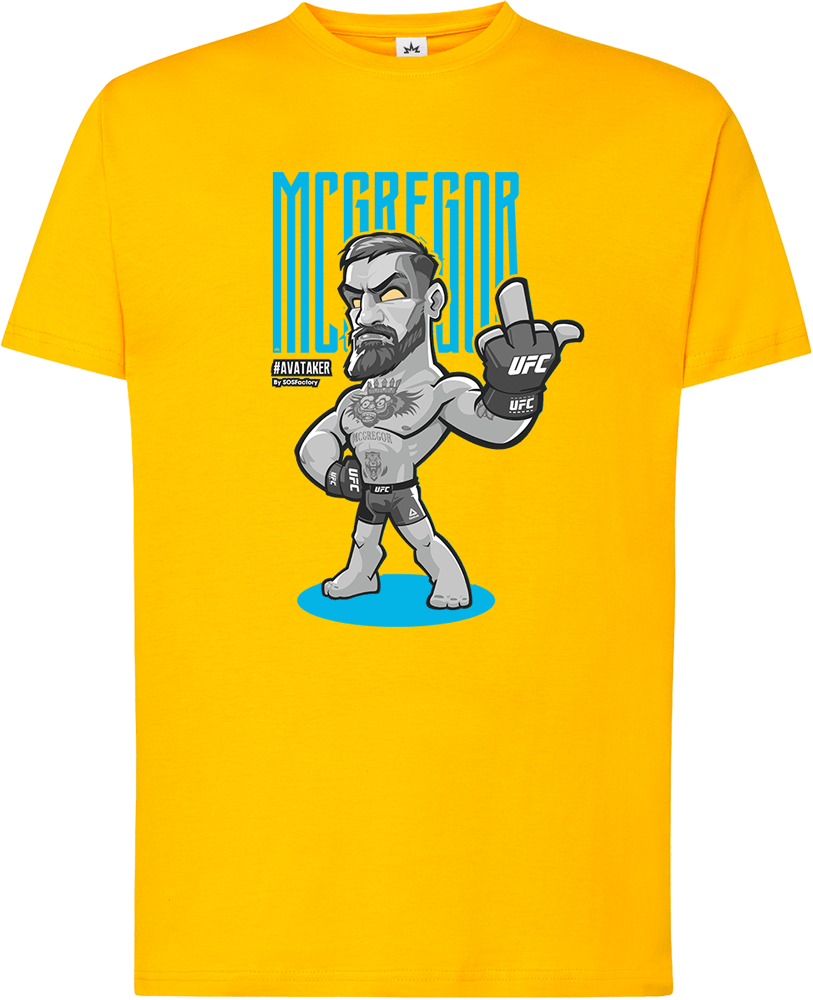 McGregor Rainy Yellow