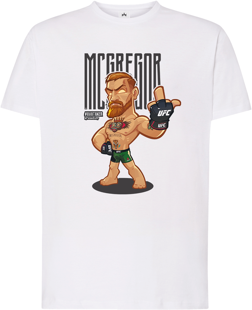 McGregor Sober Color